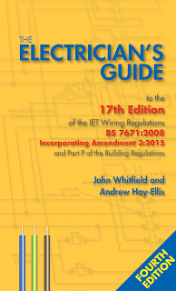 The electricians guide to iet wiring regulations epa press the electrician39s guide to the 17 edition of the iee wiring regulations keyboard keysfo Images